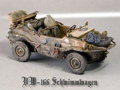 VW Schwimmwagen Typ 166 von Christian Meyerhoff (1:35 Tamiya)