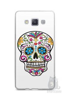 Capa Capinha Samsung A7 2015 Caveira #1 - SmartCases - Acessórios para celulares e tablets :)