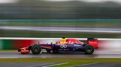 Sebastian Vettel Suzuka 2014