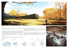 Architecture competition - Rebirth of The Bath House results announced!