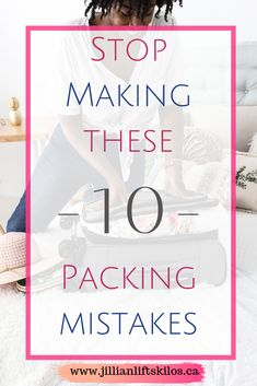 Stop making these packing mistakes! Here are 33 packing tips that you can use to travel light. Great carry on packing tips, packing light tips, and travel tips. Informations About Packing Hacks that actually work (and I've tried them! Carry On Packing, Road Trip Packing, Packing Tips For Travel, Travel Essentials, Packing Hacks, Travel Ideas, Europe Packing, Traveling Europe, Backpacking Europe
