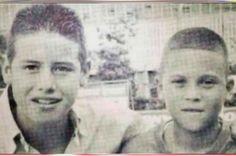 James Rodríguez y Juan Fernando Quintero. James Rodriguez, Football Soccer, Blessed, God, Shit Happens, Colombia, Sports, Dios, Allah