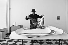 Our Last Hurrah: Larry Bell | In The Make | Studio visits with West Coast artists