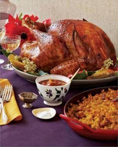 Puerto Rican Roast Turkey