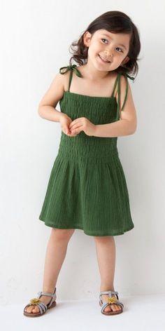 APRIL SHOWERS DRESS, PEPE SANDALS