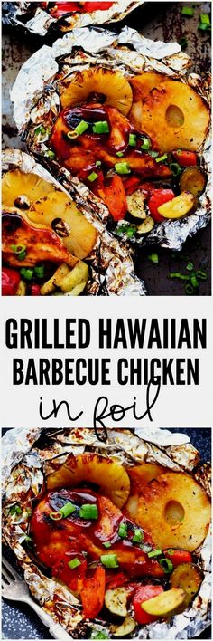 Get the recipe Grilled Hawaiian Barbecue Chicken @Best to Eat!
