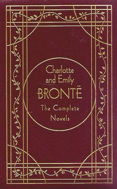 gotta love the Brontes