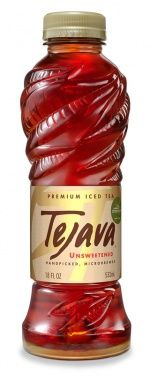 Crystal Geyser Water Company's Tejava Premium Iced Tea is now available.