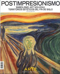 """""""Postimpresionismo : simbolismo, art nouveau, territorios estéticos de fin de siglo"""" Jaime Brihuega Sierra. En los años que trazan la difusa frontera entre los siglos XIX y XX, el arte occidental se encontraba en una encrucijada cuyos caminos apuntaban en direcciones muy diversas."""