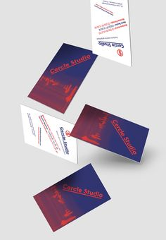Cards cards cards - corporate identity - Cercle Studio