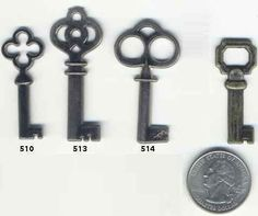 Key Sets or just about anything you may NOT need.