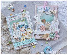 FANTASY: Две детские открыточки