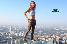Home Discover Amazing mind-blowing selfies of city climbers. naaaa more like really stupid people with attention deficit Cool Pictures Cool Photos Scary Places Crazy People Stupid People Parkour Extreme Sports Climbers Beautiful Places Cool Pictures, Cool Photos, Scary Places, Crazy People, Stupid People, Parkour, Extreme Sports, Climbers, Places To Travel