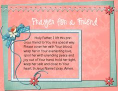 get well prayers to post on facebook wall | have created the above page with digital elements from Ellie Lash ...