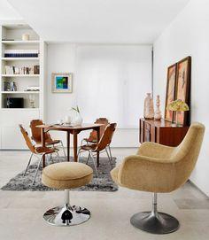 Ábaton modern interiors mid century