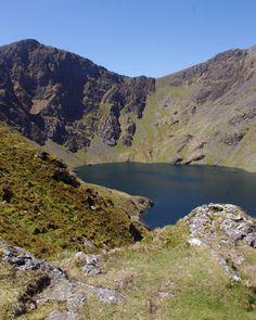Cadair Idris [Slate Grey, Lime and Hay], Wales