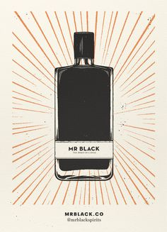 Mr Black on Behance