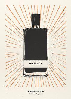 Mr Black on Behance