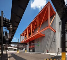 Gallery of The ArtsQuest Center at SteelStacks / Spillman Farmer Architects - 13