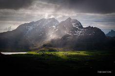 Vestvågøy, Lofoten (Norway) by Indigostern, via Flickr