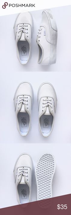 New All White Leather Authentic Never been worn a4b549825