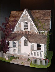 Dollhouse Kit #Tracy Topps Greenleaf Arthur...  Like, Repin and Share! Thanks!