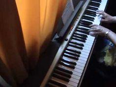 CLASES DE PIANO - LECCION 33 - Práctica coordinacion manos en teclado