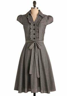 Vestidos-acinturados-de-moda-4.jpg (350×500)