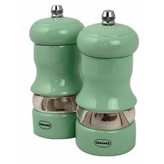 Cabanaz Peper- & Zoutmolen - Groen