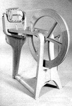 Herring Spinning Wheel, so elegantly streamlined - AND I JUST GOT ONE!!!!