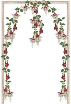 This Pin was discovered by asl Cross Stitch Bird, Cross Stitch Flowers, Cross Stitch Patterns, Yarn Crafts, Diy Crafts, Flower Designs, Christmas Fun, Needlepoint, Embroidery