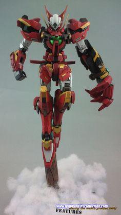 Custom Build: 1/100 Astraea Buster Gundam - Gundam Kits Collection News and Reviews