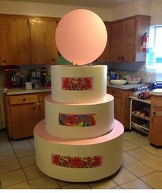 Mississippi Cake Cool Presents Pop Out Bakery Cakes Special Gifts Party Birthday Delivery Shower