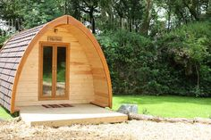 Great review from Luxury travel diary on our camping pods!