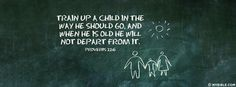 Train Up a Child In the Way