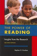 Stephen Krashen - the power of reading