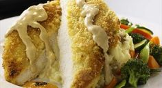 Kona Grill Macadamia Nut Chicken. Tasty!!