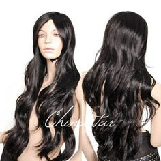 BLACK DOLL// Full Wig-Gorgeous