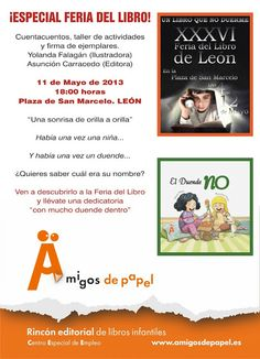 El Duende No en la XXXVI Feria del Libro de León | El Duende No