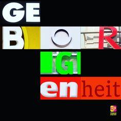GE B O R G en heit ... #urbanpoetry is in the #air #words #poems #love #berlin #wien #zürich #münchen #hamburg #köln #düsseldorf #frankfurt #basel #bern #graz #salzburg #linz #dach