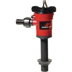 Johnson Pump Cartridge Aerator Pump, Straight, Assorted
