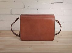 vintage leather camera bag, shoulder bag, women leather bag brown