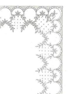 A adapter au pergamano Embroidery Transfers, Diy Embroidery, Vintage Embroidery, Cross Stitch Embroidery, Embroidery Patterns, Machine Embroidery, Parchment Design, Diy Broderie, Bordados E Cia