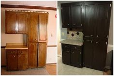 ... Dark Color Cabinet Kit (9-Piece) 258240 at The Home Depot - Mobile