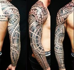 meaning behind polynesian tribal tattoos