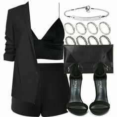 Black party outfit, classy party outfit, go out outfit night, night outfits Classy Party Outfit, Outfit Chic, Classy Outfits, Chic Outfits, Sexy Outfits, Fashion Outfits, Go Out Outfit Night, Night Outfits, Winter Outfits