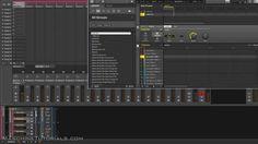Maschine 2.2 in Bitwig Studio Recording Midi and Routing Multiple Audio ...