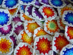 Crochet: . . Tricot: