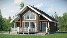 Home Fashion, Tiny House, Shed, House Ideas, Outdoor Structures, Cabin, House Styles, Home Decor, Future