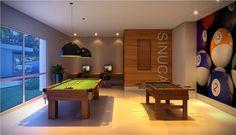 Sala de Jogos – veja modelos e dicas para montar uma em sua casa! - Decor Salteado - Blog de Decoração e Arquitetura